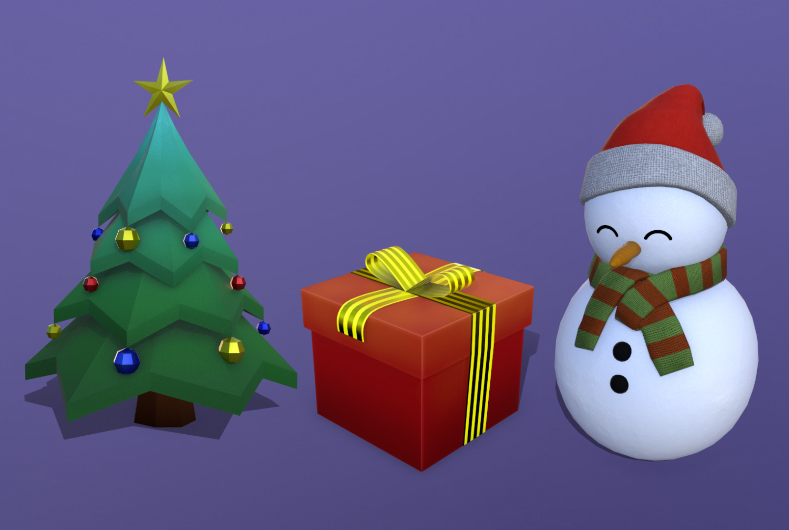DropIt Christmas update (2018)